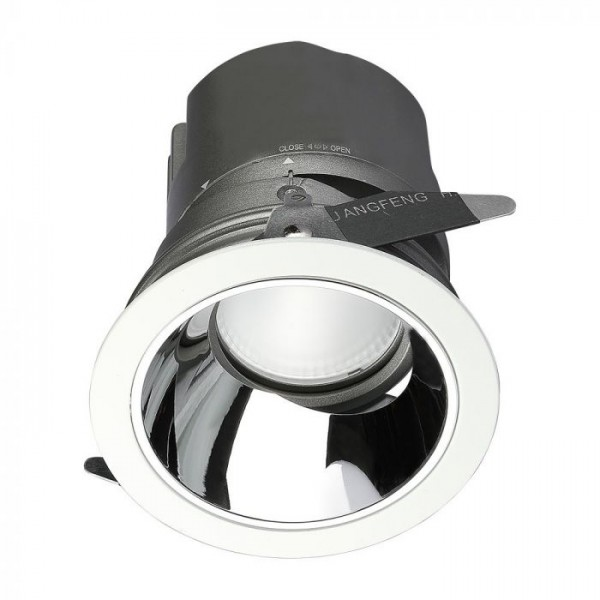 Spot LED orientabil 6W Rotund cu reflect...