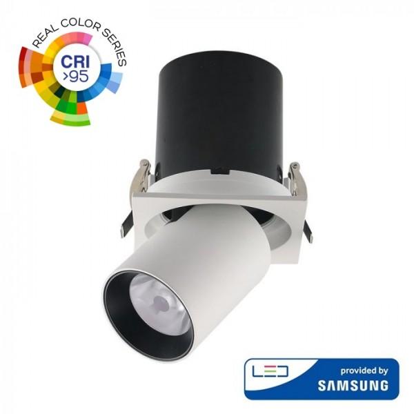 Spot LED orientabil 18W cip SA...