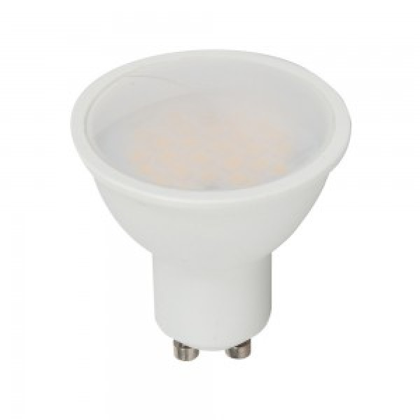 Bec spot LED cip SAMSUNG 5W GU10 - Lumina Neutra