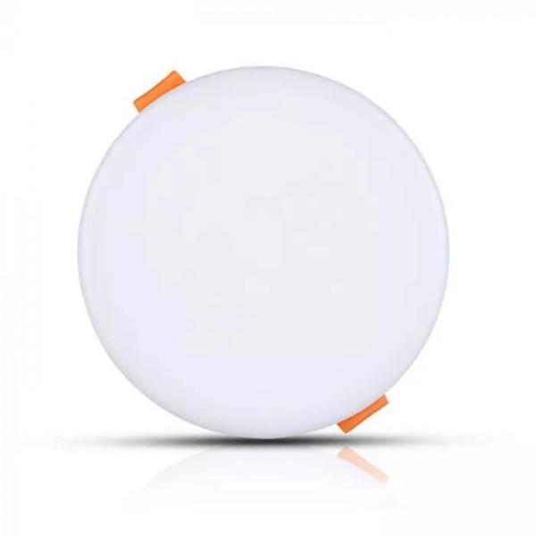 Spot LED 18W montaj ajustabil Cip SAMSUNG Rotund Alb Neutru