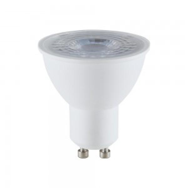 Bec spot LED cip SAMSUNG 8W GU10 - Lumina Calda