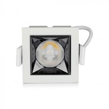 Spot LED 4W cu reflector antiorbire Cip SAMSUNG Alb Neutru