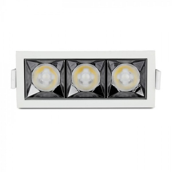 Spot LED 12W cu reflector anti...