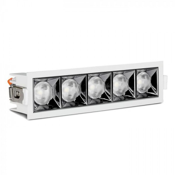 Spot LED 20W cu reflector antiorbire Cip SAMSUNG Alb Neutru