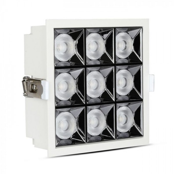 Spot LED 36W cu reflector anti...