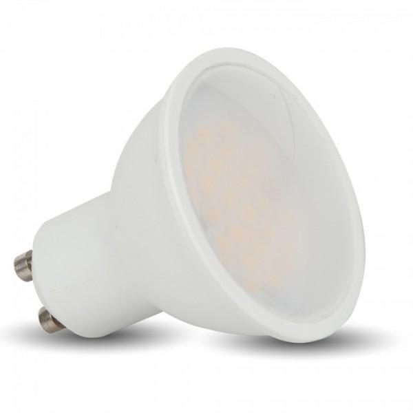 Bec spot LED 3W GU10 - lumina calda