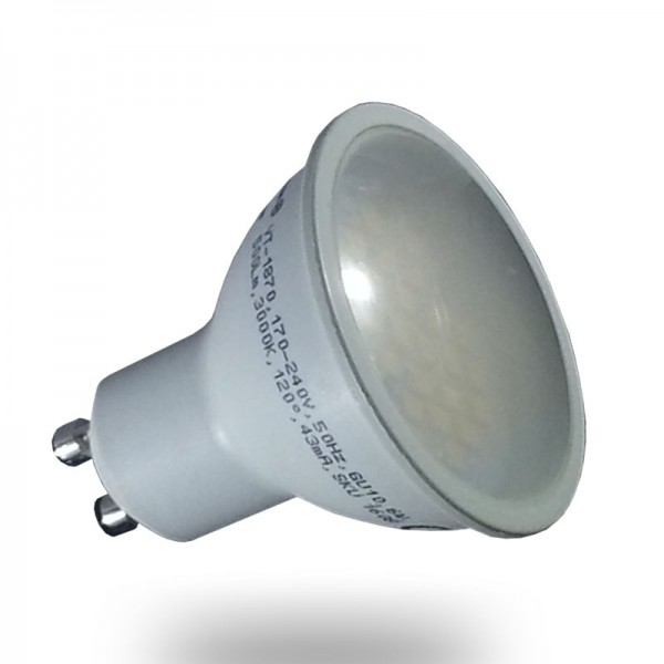 Bec spot LED 7W GU10 - lumina ...