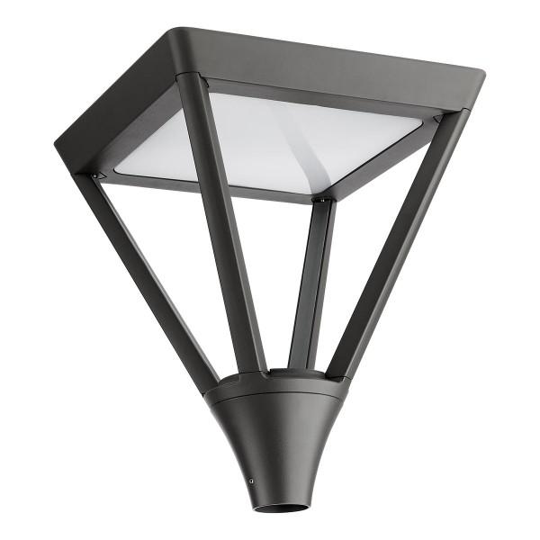 Corp de iluminat LED perimetral XTOWN patrat 45W Alb Neutru