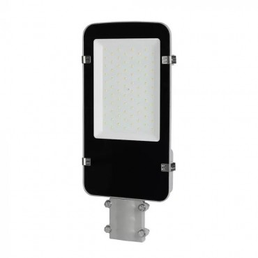 Corp Stradal LED 50W 120lm/W Cip Samsung Corp Gri Alb Neutru