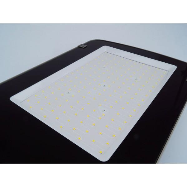 Corp Stradal LED 100W Cip Samsung Corp Gri Alb Neutru