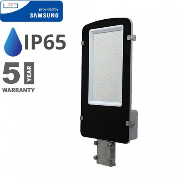 Corp Stradal LED 50W 120lm/W Cip Samsung Corp Gri Alb Rece
